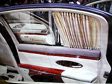 Innenteile, wie z.B Türleisten werden Aluminiumgeschliffen und poliert